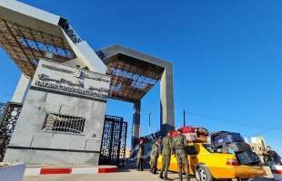 وصول وفد مصري لقطاع غزة عبر معبر رفح لبحث هذا الملف