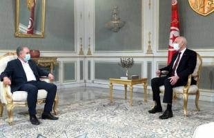 """الرئيس التونسي سعيد يواصل تحدي """"تحالف الإخوان"""" من التعديل الحكومي"""