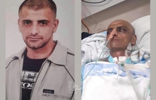 """رام الله: تحويل الأسير المحرر """"مسالمة"""" للعناية المكثفة بعد تدهور صحته"""