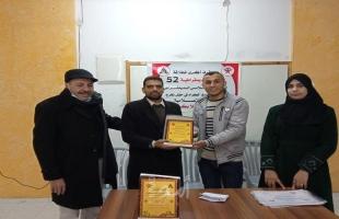 غزة: التجمع الإعلامي الديمقراطي يخرج دورات تدريبية في مجال الإعلام