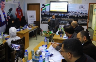 غزة: منتدى الإعلاميين يختتم دورة الكتابة المتخصصة للشأن السياسي