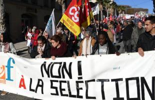 """""""اليسار الاسلامي"""" و""""الإسلاموفوبيا"""": انقسام في الجامعات الفرنسية"""