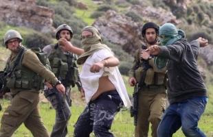 مستوطنون يهاجمون المواطنين في خربة زنوتا ببلدة الظاهرية