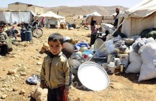 تقرير: نصف لاجئي فلسطين نزحوا من مخيمات سوريا بعد 10 سنوات من بدء الأحداث