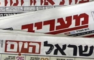 عناوين الصحف الإسرائيلية 25/7/2021