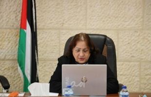 """الكيلة: استلمنا 102,960 جرعة من لقاح """"فايزر"""" وتم توجيه 46.800 جرعة منها لقطاع غزة"""