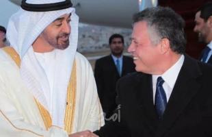 """حقيقة الفيديو المتداول لملك الأردن وهو يشكر ولي عهد أبوظبي """"بعد الأزمة"""""""