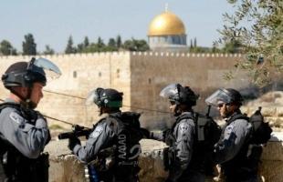 محدث- هبة جماهيرية في الضفة والقدس ومواجهات متعددة مع قوات الاحتلال - صور وفيديو