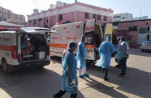 """صحة حماس: (16) حالة وفاة و998 إصابة جديدة بـ""""كورونا"""" خلال 24 ساعة في قطاع غزة"""