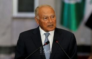 أبو الغيط يستقبل المبعوث الأممي لسوريا ويؤكد جميع الأطراف في حاجة لمراجعة مواقفها