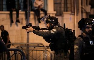 قوات الاحتلال تغلق المدخل الشمالي لمدينة قلقيلية.. ومواجهات في البيرة