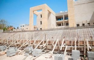 بلدية قلقيلية تنفذ مجموعة كبيرة من المشاريع في آن واحد في المدينة