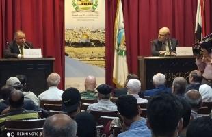 فهد سليمان: النظام السياسي الفلسطيني مأزوم والرهان على المفاوضات تجديد للوهم