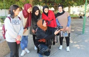 """""""تأهيل الفتيات"""" ينظم زيارة ميدانية لقسم التجميل.. والشيخ خليفة يبحث التعاون مع الشرطة"""