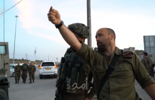 """جيش الاحتلال يعلن اعتقال مشتبه به ساعد منفذ عملية """"زعترة"""" في نابلس"""