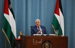 الرئيس عباس يهنئ رئيس الكونفدرالية السويسرية بذكرى تأسيسها
