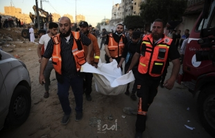 غزة: فتح تودع واحد وعشرين من شهدائها