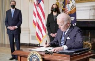 بايدن: العقوبات الأمريكية على بيلاروسيا قيد التنفيذ
