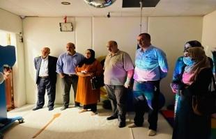 تنمية الخليل تلتقي الإحسان الخيرية ومكتب حلحول يبحث التعاون مع بلدية بيت أمر