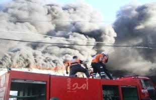 الدفاع المدني: الطواقم تعاملت مع 45 حادث يوم السبت