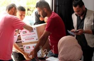 """الإمارات ترسل 960 طنا من المساعدات """"الطبية والغذائية"""" إلى قطاع غزة"""