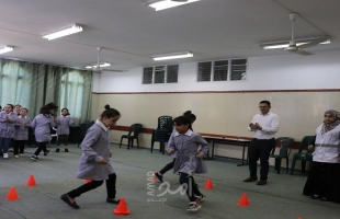 حماية الطفولة في قلقيلية تستهدف عددًا من المدارس بسلسلة من الفعاليات