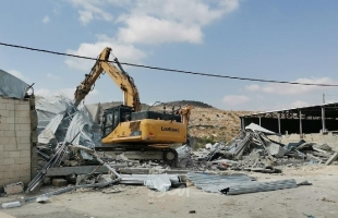 سلطات الاحتلال هدمت 172 ألف منزل وشردت نحو مليون ونصف فلسطيني