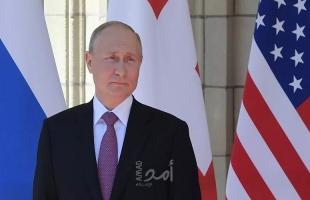 بوتين: وضع أفغانستان يؤثر على أمن روسيا بشكل مباشر
