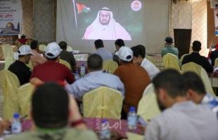 """""""الشباب والثقافة"""" بغزة تعقد محاضرة فكرية للدكتور طارق سويدان"""