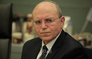صحيفة عبرية: استقالة رئيس مجلس الأمن القومي الإسرائيلي