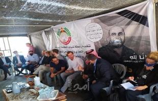 عائلة نزار بنات طالبت الاتحاد الأوروبي بوقف الدعم المالي للسلطة الفلسطينية