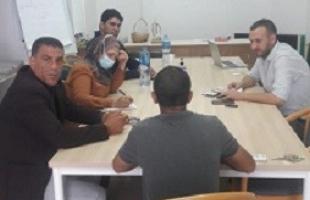 الإدارة العامة للأشخاص ذوي الإعاقة تبحث التعاون المشترك مع الجمعية العربية للتأهيل في بيت لحم