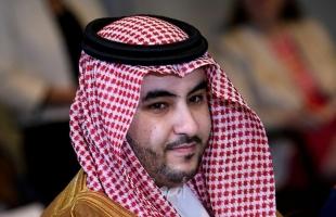 نائب وزير الدفاع السعودي: بحثت مع بلينكن العلاقات الاستراتيجية المشتركة وسبل تعزيزها