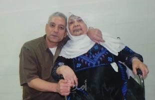"""وفاة والدة الأسير """"أحمد أبو جابر"""""""