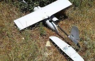 العثور على طائرة مسيرة إسرائيلية شمال قطاع غزة