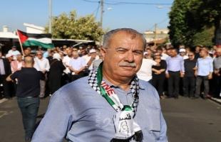 بركة يزور عائلات المعتقلين من اللد الذين تعرضوا لتعذيب في المعتقلات