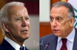 ثاني زعيم عربي.. بايدن يستقبل رئيس الوزراء العراقي  الكاظمي في 26 يوليو