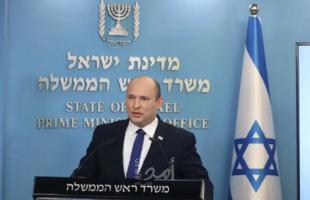 بينيت: ما حدث في السجون وخروج الأسرى الفلسطينيين سيؤثر على جميع الجبهات!