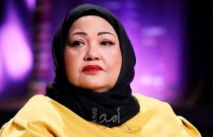 """وفاة الفنانة الكويتية """"انتصار الشراح"""" في لندن"""