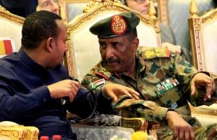 """الرئيس الإسرائيلي """"هرتسوغ"""" يبحث تعزيز العلاقات مع السودان"""