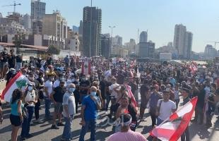 تقرير: مسيرات حاشدة من مختلف مناطق لبنان تجاه مرفأ بيروت تطالب بالحقيقة والحساب- صور