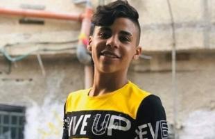 نابلس: استشهاد فتى في مخيم بلاطة برصاص جيش الاحتلال