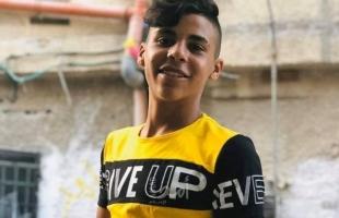 الأونروا تنعى الطالب في مدرسة ذكور بلاطة عماد صالح حشاش