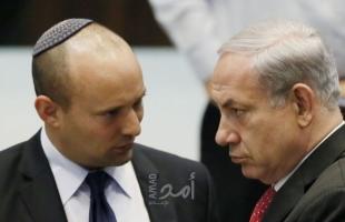"""نتنياهو يتهم بينيت بالاعتماد على """"الإخوان المسلمين"""""""