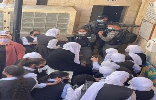 النضال الشعبي تدعو قناصل الاتحاد الأوروبي بالضغط على الاحتلال لوقف الاعتداءات ضد المدارس