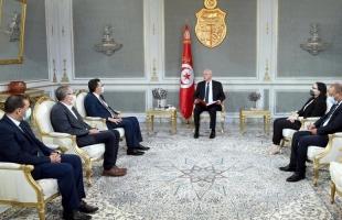 """الرئيس التونسي سعيد يكشف معلومة مثيرة لأول مرة حول """"شراء"""" مواد قانونية!"""
