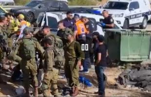 بيت لحم: إصابة شاب فلسطيني برصاص قوات الاحتلال -فيديو