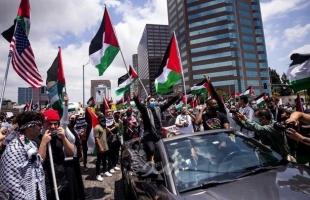 30 منظمة محلية في ولاية ماساشوتست الأميركية تطالب بإنهاء الدعم العسكري لإسرائيل