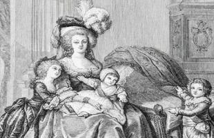 قواعد الولادة داخل القصور الملكية - تفاصيل