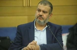 عضو الكنيست طه: القائمة الموحدة ستبقى في الحكومة حتى وإن شنّت إسرائيل حربًا على غزة